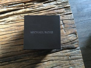 Michael Kors Montre avec bracelet métallique noir métal