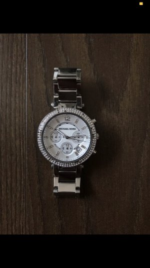Michael Kors Self-Winding Watch silver-colored