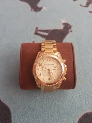 Michael kors Damenuhr Gold neu