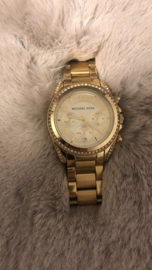 Michael Kors Damenuhr in gold