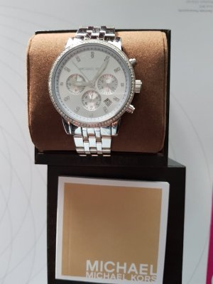 Michael Kors Analog Watch silver-colored stainless steel