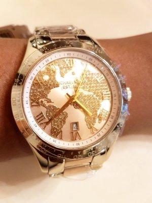 Michael Kors Analoog horloge goud-roségoud Edelstaal