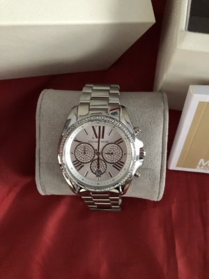 Michael Kors Watch With Metal Strap silver-colored stainless steel