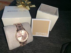 Michael Kors Digital Watch rose-gold-coloured