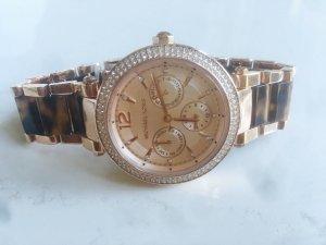 MICHAEL KORS Damenuhr Uhr Rosegold Farbe Chronograph MK 5881