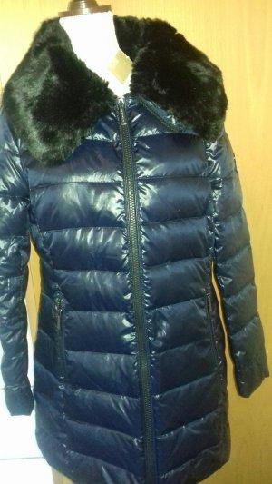 Michael Kors Abrigo de plumón azul oscuro