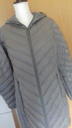 Michael Kors Abrigo de plumón gris