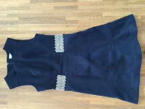 Michael Kors Vestido línea A azul oscuro