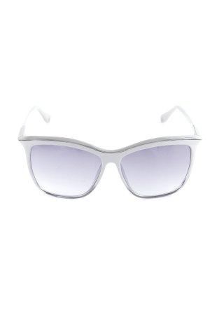 "Michael Kors eckige Sonnenbrille ""Ariana"" grau"