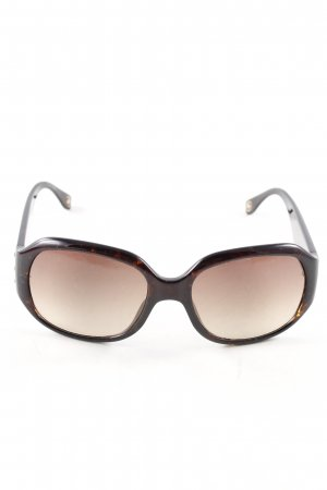 Michael Kors Angular Shaped Sunglasses black color gradient casual look