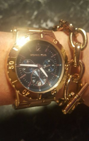 Michael Kors  Edelstahl rosé vergoldet Uhr