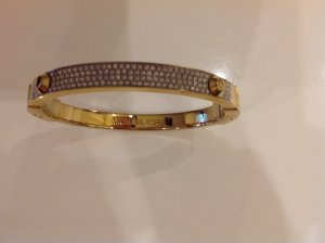 Michael Kors Armlet gold-colored-light grey