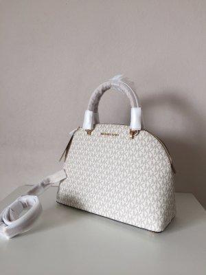 Michael Kors Emmy Tasche Handtasche Vanilla Neu großes Modell
