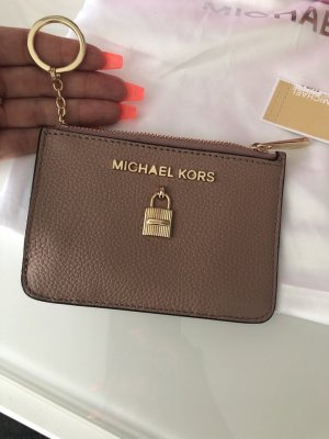 Michael Kors Key Chain dusky pink