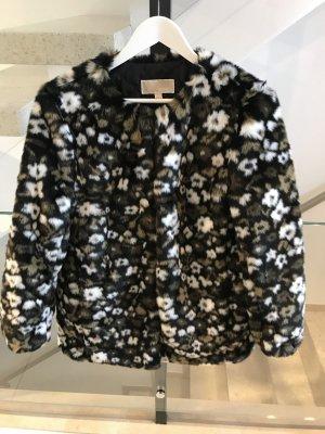 Michael Kors Fur Jacket multicolored