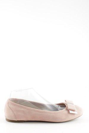 Michael Kors faltbare Ballerinas creme Casual-Look