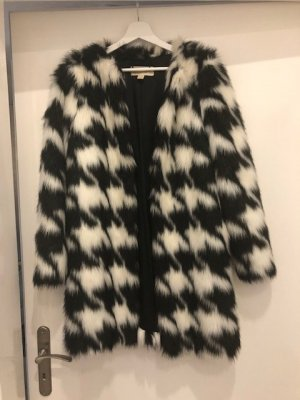 Michael Kors Faux Fur Mantel