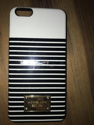 Michael Kors Porte-clés noir-blanc