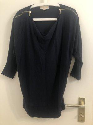 Michael Kors Fine Knitted Cardigan dark blue