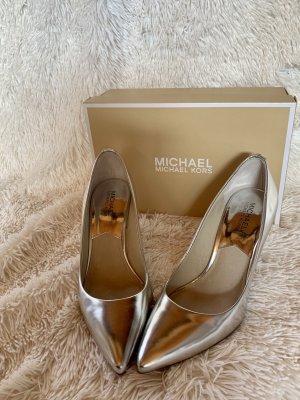 Michael Kors - FLEX Pumps - metallic silver