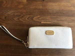 Michael Kors Wallet cream-gold-colored leather