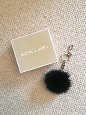 Michael Kors Porte-clés noir-argenté pelage