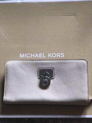 Michael Kors Cartera crema