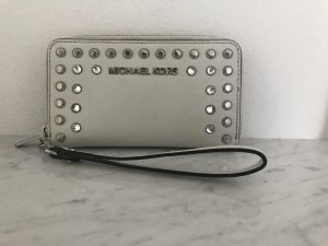 Michael Kors Wallet white-silver-colored