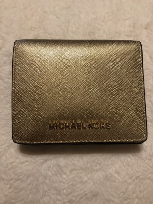 Michael Kors Cartera color oro