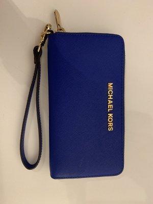 Michael Kors Wallet gold-colored-blue