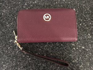 Michael Kors Wallet carmine leather