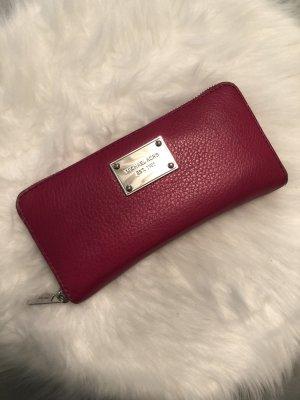 Michael Kors Wallet raspberry-red-magenta