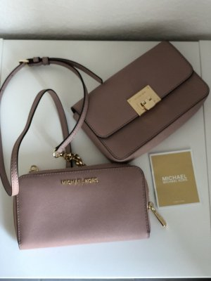 Michael Kors Geldbeutel + Tasche 2in1