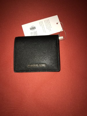 Michael Kors Wallet black leather