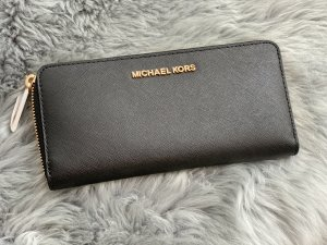 Michael Kors Cartera negro-color oro