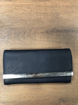Michael Kors Wallet silver-colored-dark blue