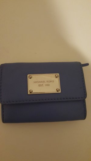 Michael Kors Wallet blue-azure
