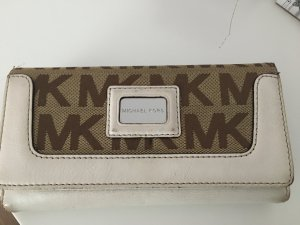 Michael Kors Wallet white-bronze-colored