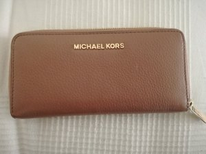 Michael Kors Sac or rose cuir
