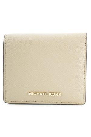 Michael Kors Wallet beige classic style