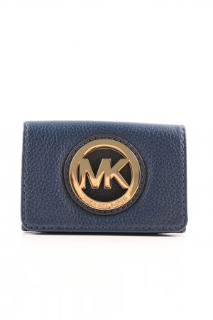 Michael Kors Cartera azul look casual