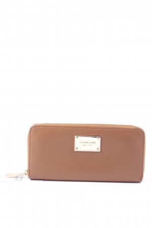 Michael Kors Wallet camel-gold-colored casual look