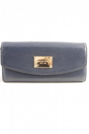 Michael Kors Wallet dark blue casual look