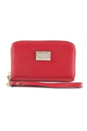 Michael Kors Wallet dark red casual look