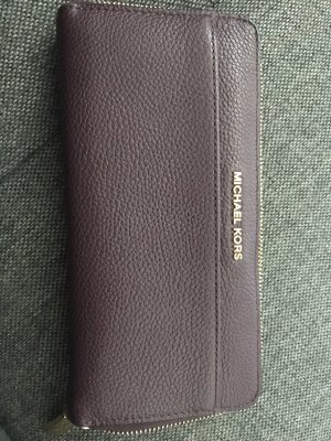 Michael Kors Wallet brown violet