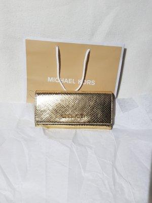 Michael Kors Geldbörse gold