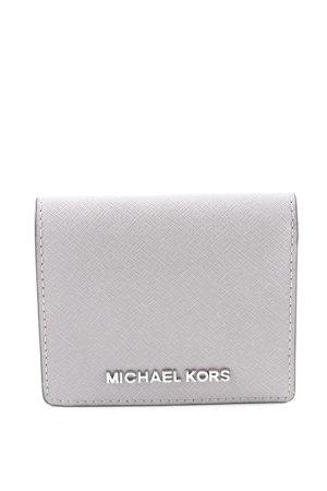 Michael Kors Wallet grey casual look