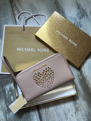 Michael Kors Cartera rosa empolvado