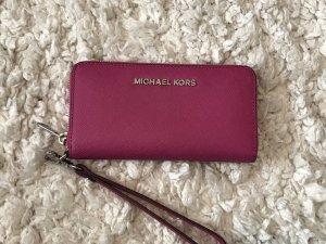 Michael Kors Geldbörse in pink