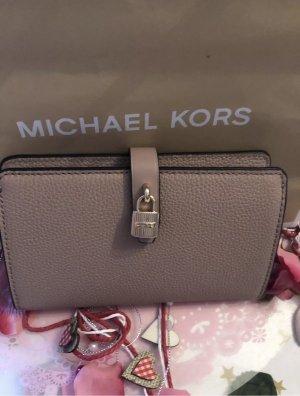Michael Kors Geldbörse Leder mit einem Schloss 155€